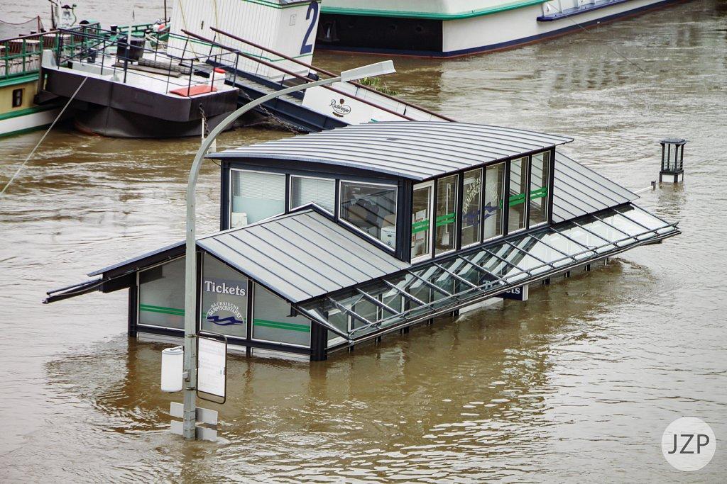 Elbehochwasser 2013