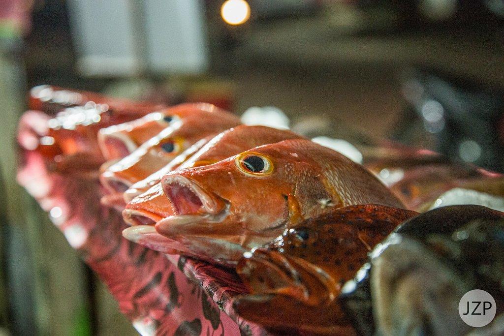 Fischsortiment